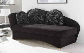 schlafsofa klein m belideen. Black Bedroom Furniture Sets. Home Design Ideas